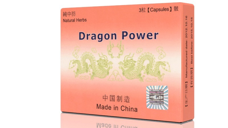 Dragon Power potencianövelő