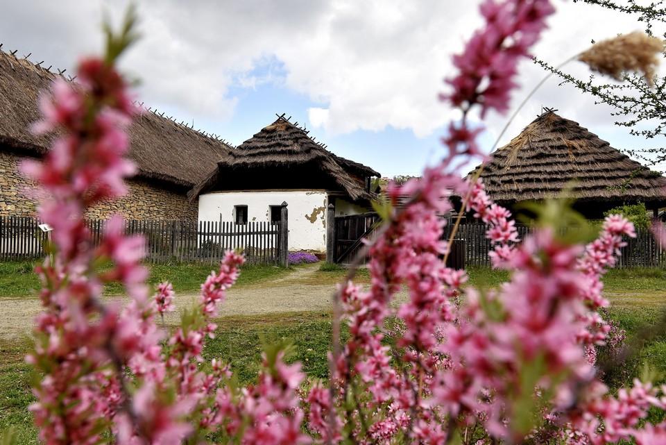 Észak-Magyarországi falusi épületek