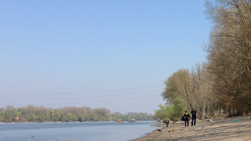 Dunakeszi Duna part