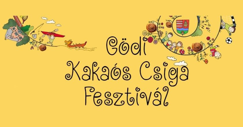Kakakós Csiga Fesztivál Gödön