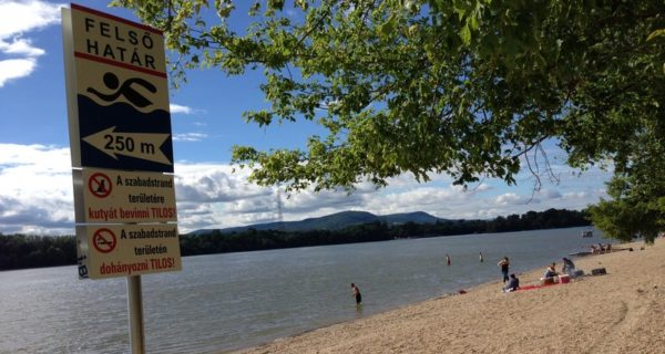 Dunakeszi szabadstrand
