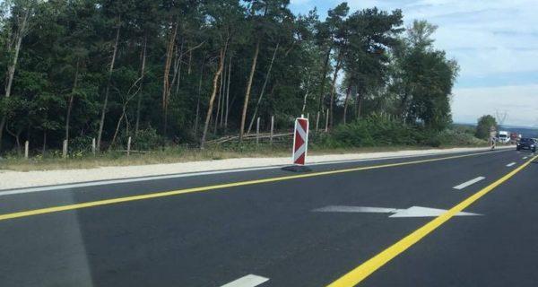 M2 gyorsorgalmi út Budapest-Vác