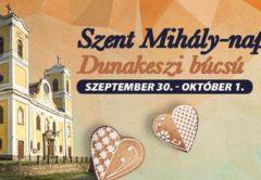 Szent Mihály nap Dunaleszi
