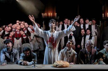 Nemzeti Színház Csíksomlyói passió