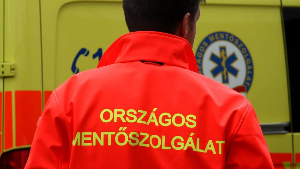 Országos Mentőszolgálat Legyél hős! önkéntes program