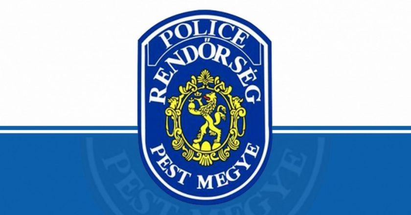 Pest Megyei Rendőr-főkapitányság hírei