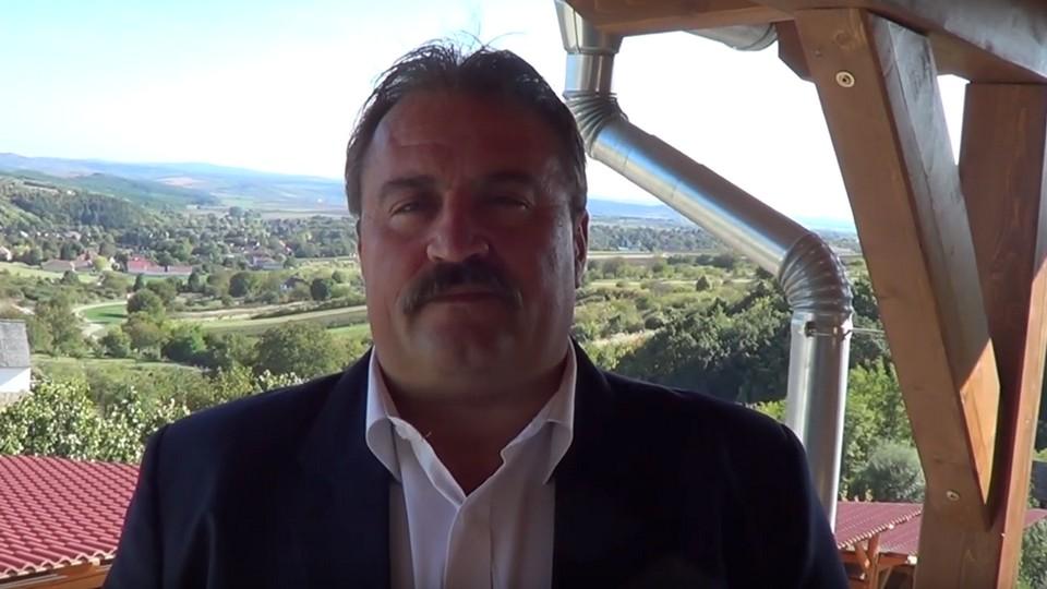Horhi József kosdi polgármesterjelölt