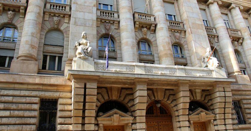 Magyar Nemzeti Bank épülete