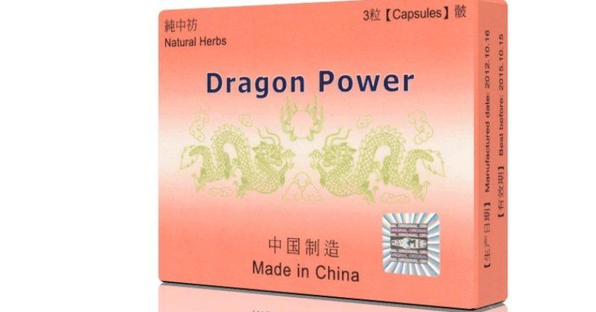 Dragon Power potencianövelő