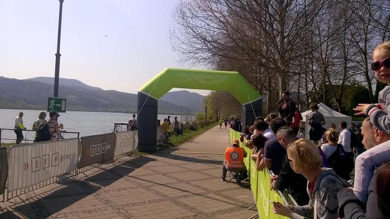 1500 résztvevő a Dunakanyar félmaratonon