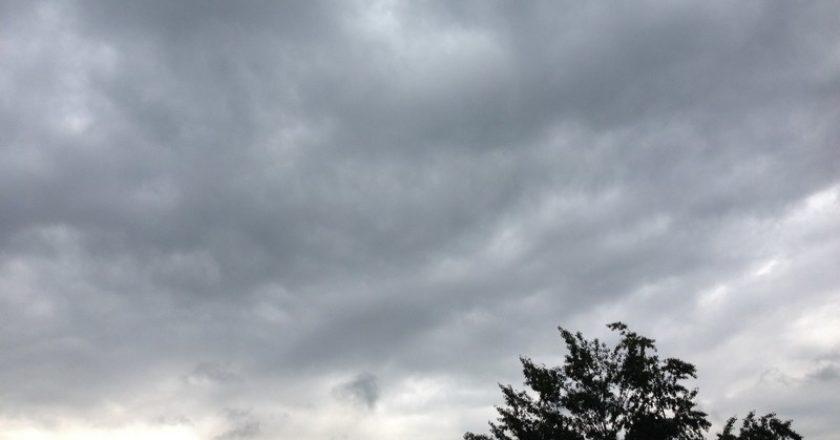 Figyelmeztetés felhőszakadás miatt