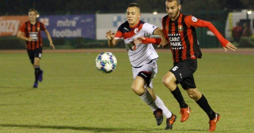 Budafoki MTE - Vác FC 2-0 Gohér Gergő
