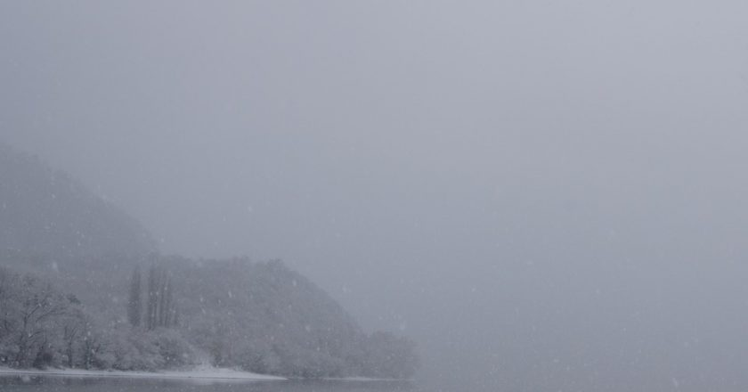 Havazás Kisoroszi Szigetcsúcson